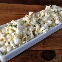 Bacon Fat Popcorn Recipe