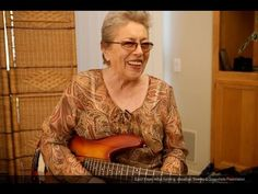 Carol Kaye - most famous session guitarist you've never heard of.