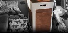 VW Bus Küchenblock - Titel Mobiles, Vw Bus T5, T6 California, White Vans, Camper Van, Van Life, Diy And Crafts, Home Decor, Kitchen