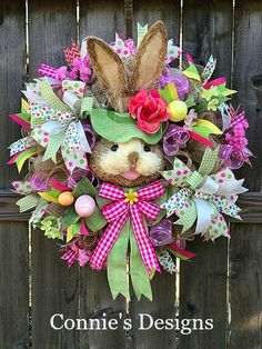 Easter Bunny by Connie's Designs