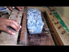 Sulfur soap HP (hot process)