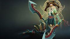 Download Naga Siren Slithice Set Queen of the Ocean Dragon Dota 2 2560x1600