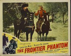 "Law of the Lash 1947 /""Lash/"" Larue Cult Western movie poster print"