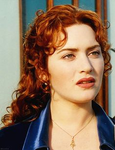 This is best photo of Titanic Actress Kate Winslet. Kate Winslet Oscar, Kate Winslet Images, Titanic Kate Winslet, Kate Winslate, Leo And Kate, Image Beautiful, Titanic Movie, Ginger Hair, Beauty Full Girl