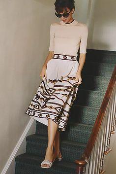 New Clothing for Women | Anthropologie Midi Skirt, Waist Skirt, High Waisted Skirt, Anthropologie, Skirts, 50 Fashion, Fashion Outfits, Scotch Soda, Of Brand