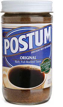 postum drink | Members that think Postum is the best!