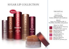 The Sugar Lip Collection is a must have for every girl. Rose is my favorite hue.