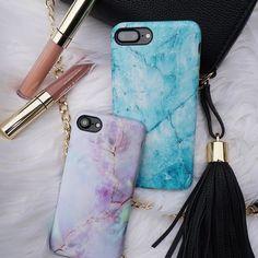 Aurora or Atlantis?  #aurora #atlantis #marble #elementalcases #iphone8 #iphone8plus #iphonex