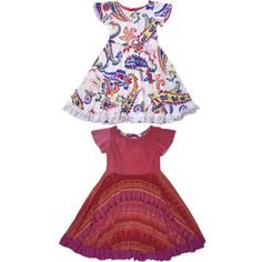 Buy this young girls floral twirl dress that is reversible, unique in purple and daisies with ruffles. Girls Boutique Dresses, Boutique Clothing, Girls Dresses, Flower Girl Dresses, Friends Fashion, Kids Fashion, Little Girl Summer Dresses, Smart Outfit, Unique Dresses