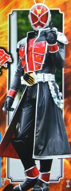 Kamen Rider Wizard... bring it on!