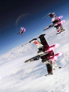 X-wings 3