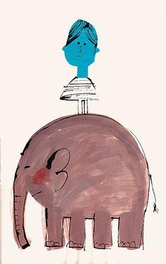 Artist :: Fred Benaglia « Illustration Friday