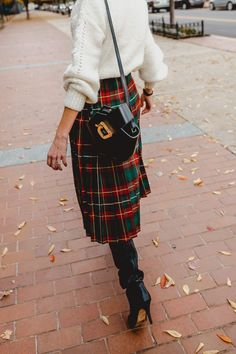 05746daef1 10 Best WOMEN'S TARTAN PLAID CLOTHING images in 2015 | Plaid outfits ...