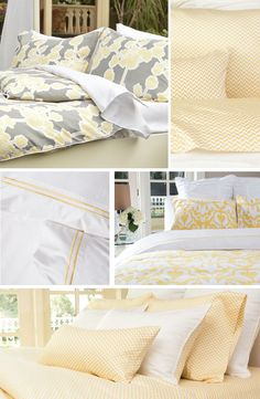 Instantly brighten your bedroom with chic bedding, duvets and sheets for your modern home.