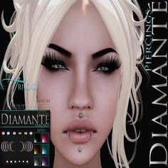 :Diamante: Trilogy Mouth Piercing  http://maps.secondlife.com/secondlife/Dark%20Eternal%20Rose/128/131/28