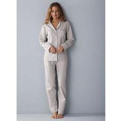 I want pajamas!