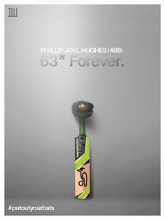 63* Forever: Remembering Phillip Joel Hughes.