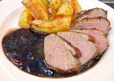 Slovak Recipes, Food 52, Chicken Recipes, Pork, Meat, Life, Ground Chicken Recipes, Pork Roulade, Pigs