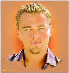 Leonardo DiCaprio by shahin