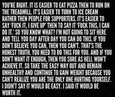 Motivation, determination. Whatever your goal is, YOU CAN DO IT!
