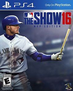 MLB The Show 16 MVP Edition – PlayStation 4  http://gamegearbuzz.com/mlb-the-show-16-mvp-edition-playstation-4/
