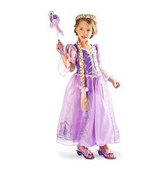 Fantasia Vestidos,2014 Children Kids Cosplay Dresses Rapunzel Costume Princess Wear Perform Clothes HOT Sale free shipping