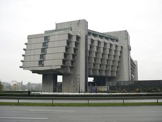 The Best Brutalist Buildings Around The World... - Page 36 - SkyscraperCity
