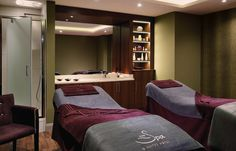 Spa packages in Liverpool we offer the most luxury spa packages available with Decleor and Carita at our 5 star spa. Come and relax with us. 5 Star Spa, Spa Packages, Luxury Spa, Bunk Beds, Luxury Branding, Relax, Packaging, Calming, Furniture