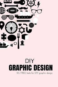 Hello! I wanted to share some amazing [FREE] tools for creating your own DIY graphic designs...