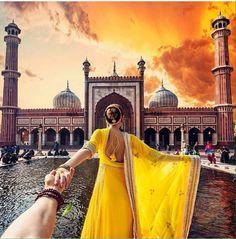 Visit India  #muradosman  #FollowMe #ClubAstra #India #TourismMatters