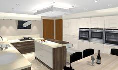 kitchen designs | modern kitchens