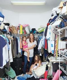 How to tackle the top five organizing problems.