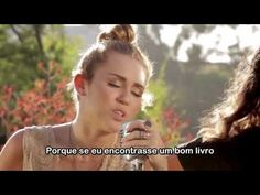 Miley Cyrus - Look What Theyve Done To My Song - Legendado HD - The Backyard Sessions -  I\'m so conflicted about miley. I adore this, but some of her music makes me want to hide under the covers.