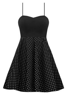 Featuring adjustable spaghetti straps, lined skirted petticoat with tooling and stretch bow tie in back, this polka dot dress is the perfect pin up style swing dress. Made in the USA