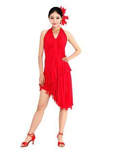 Yoooo lo quiero para bailar Salsa :33 #Vestido #Rojo