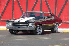 Used 1971 Chevrolet Chevelle -SS454-RESTORED IN 2016-PRO TOURING LOOK- | Mundelein, IL