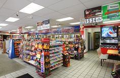 Convenience Store - Lisac's Tri-Stop & Good Times Casino | Serving The Butte, Montana Area