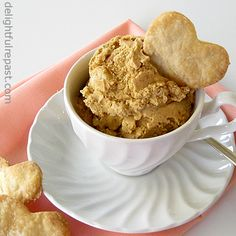 """Pumpkin Pie Ice Cream      Pumpkin pie says """"Autumn"""" like no other dessert. But the weather in many places is still warm (and, after six months,I'm still sooo stoked about my Cuisinart ICE-21 Frozen Yogurt-Ice Cream-Sorbet Maker), so I thought, Why not make some pumpkin pie ice cream?    The recipe I developedis a simple, no-egg, uncooked ice cream. I haven't bothered to even try making custard-style ice creams because I'm such a fan of custard that it would never"""