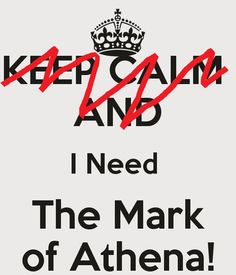 Need Mark of Athena? I hope you know Chapter 1 is already out :P http://disney.go.com/disneybooks/heroes-of-olympus/the-mark-of-athena/
