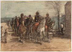 Trompetterkorps van het 3e Regiment Huzaren