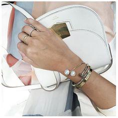 Jewelry Fashion Bloggers Wear   POPSUGAR Fashion