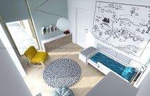 Pokój dziecka styl Skandynawski - zdjęcie od Studio Malina – Architekci & Projektanci wnętrz