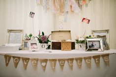 Claire Pettibone's Larissa for a Delightful Homemade, DIY Wedding in the Countryside...