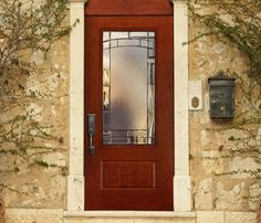 Feng Shui - Apartment Entrance and Mapping Your Life - Feng Shui Home Designs Front Door Entrance, Entry Doors, Wood Doors, Front Doors, Front Entry, Masonite Interior Doors, Interior Barn Doors, Feng Shui Doors, Exterior Doors With Glass