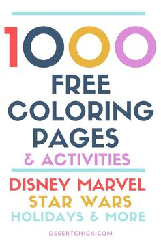Over 1000 free coloring pages and printable activities for your kids including Disney Holidays Marvel Star Wars Pixar PBS Nickelodeon. Perfect for kids for adults and the whole family when you need to take a break from screen time. Inside Out Coloring Pages, Shark Coloring Pages, Abstract Coloring Pages, Online Coloring Pages, Halloween Coloring Pages, Coloring Pages To Print, Coloring Book Pages, Coloring Pages For Kids, Adult Coloring