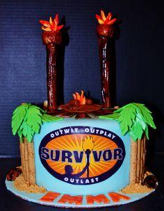 Survivor Themed Birthday Party