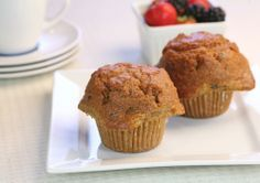 So-Delicious and Go Dairy Free March Madness Recipe Contest: Good Morning Muffins | Pure Pantry [more at pinterest.com/eventsbygab]