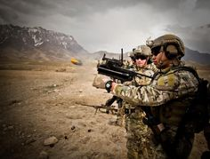 The 75th Ranger Regiment is also the world's premier light infantry fighting force, specializing in raids and assault missions deep inside enemy held territory.