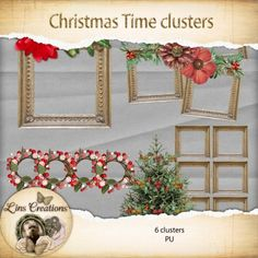 Christmas Time clusters