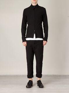 L'éclaireur 'karuta' Jacket - L'eclaireur - Farfetch.com, Double Zippers, down & up.